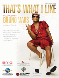 BRUNO MARS - THAT'S WHAT I LIKE