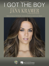 JANA KRAMER - I GOT THE BOY